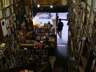 Vanishing Bookstores